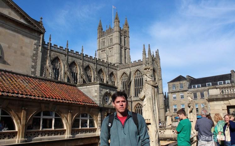 Inglaterra - Bath - Banhos Romanos