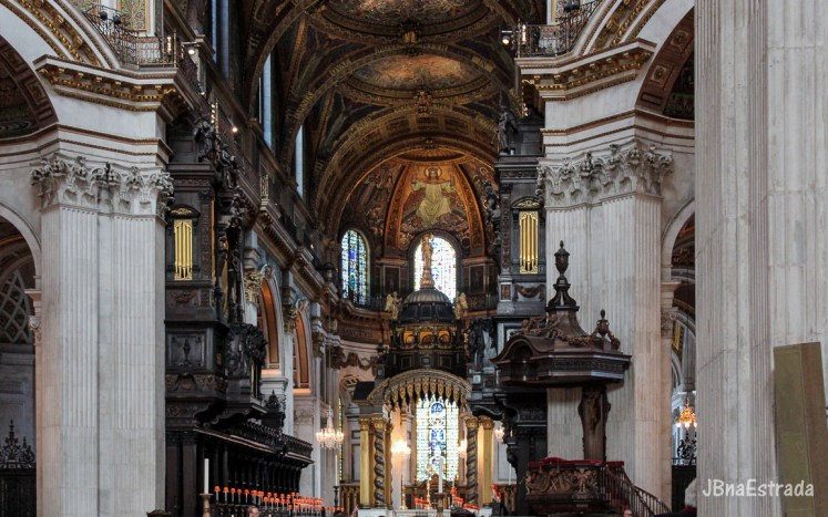 Inglaterra - Londres - St. Paul Cathedral
