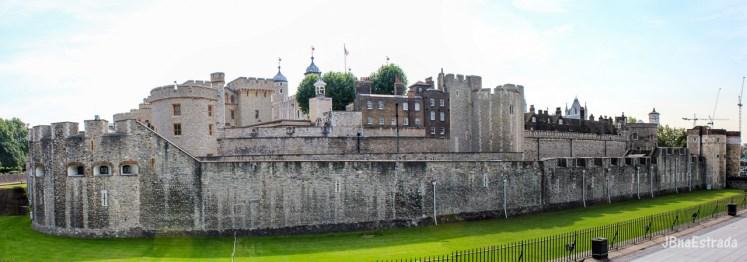 Inglaterra - Londres - Torre de Londres