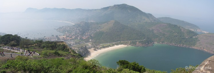 Brasil - Niteroi - Caminhada dos Fortes