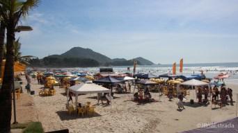 Brasil - Sao Paulo - Ubatuba - Praia Grande