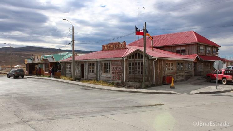 Chile - Estrada Torres del Paine-Puerto Natales - Fronteira com Argentina