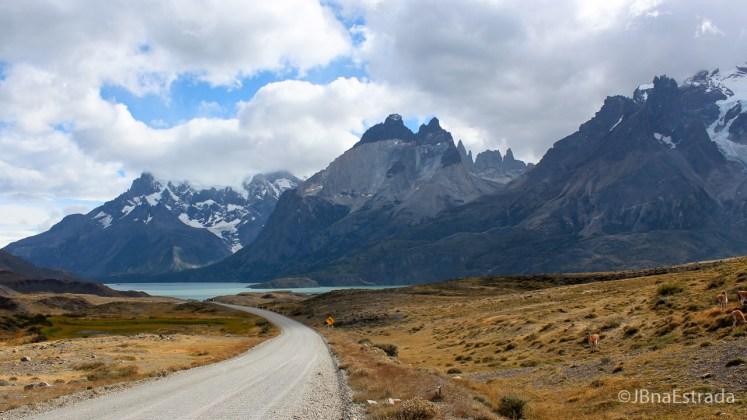 Chile - Parque Nacional Torres del Paine - Lago Nordernskjold