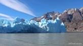 Chile - Parque Nacional Torres del Paine - Lago e Glaciar Grey
