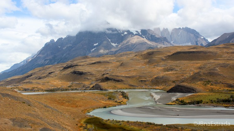 Chile - Parque Nacional Torres del Paine - Rio Paine