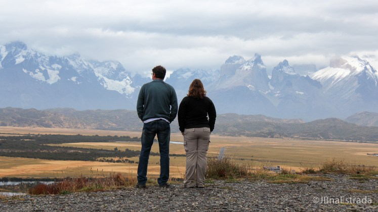 Chile - Parque Nacional Torres del Paine - Villa Serrano
