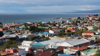 Chile - Punta Arenas - Mirante Cerro de la Cruz