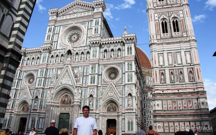 Italia - Florenca - Piazza del Duomo