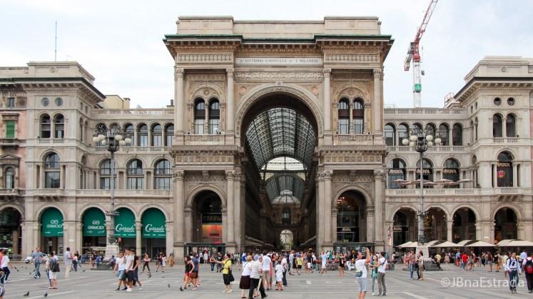 Italia - Milao - Galleria Vittorio Emanuele II