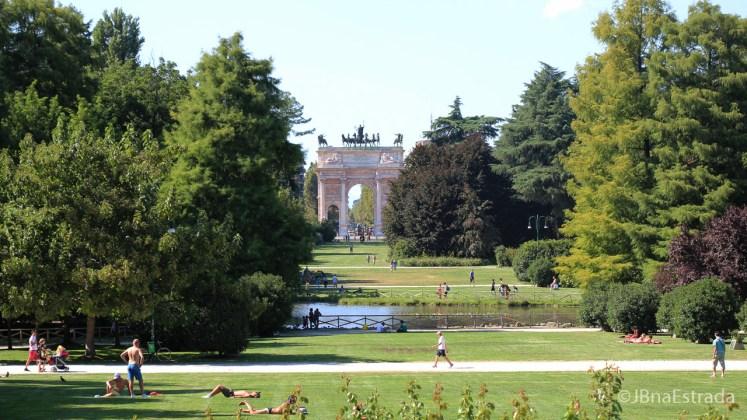 Italia - Milao - Parco Sempione