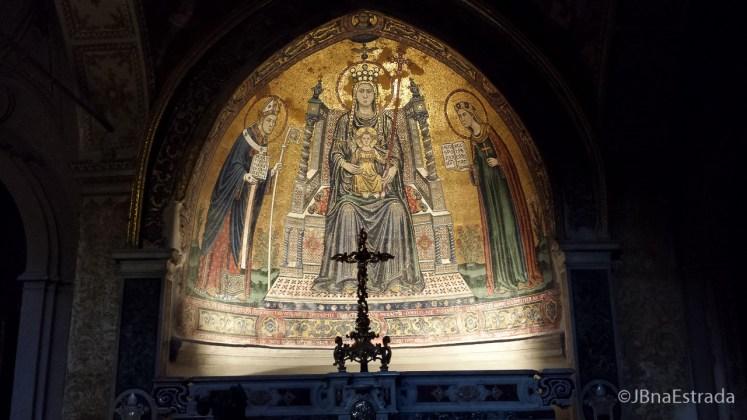 Italia - Napoles - Catedral de Santa Maria Assunta