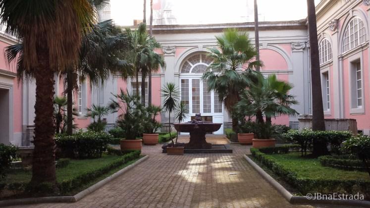 Italia - Napoles - Museu Arqueologico Nacional