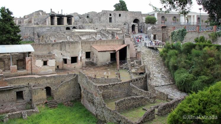 Italia - Pompeia