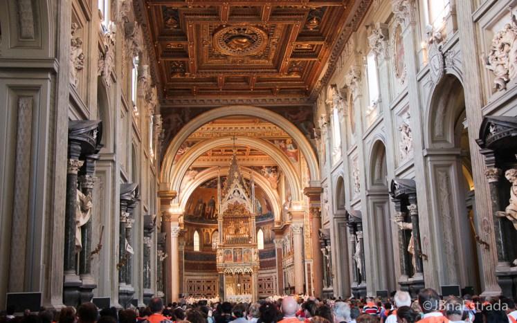 Italia - Roma - Basilica de San Giovanni in Laterano