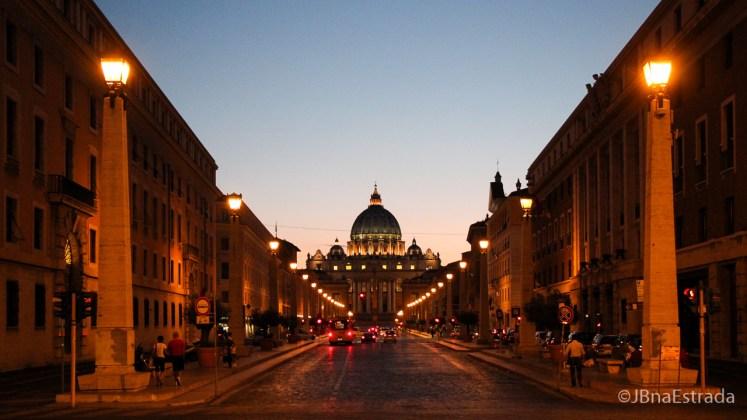 Italia - Roma - Basilica de Sao Pedro