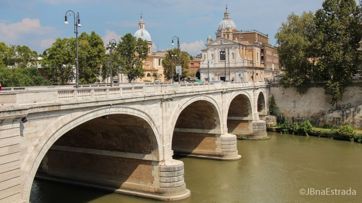 Italia - Roma - Ponte Cavour