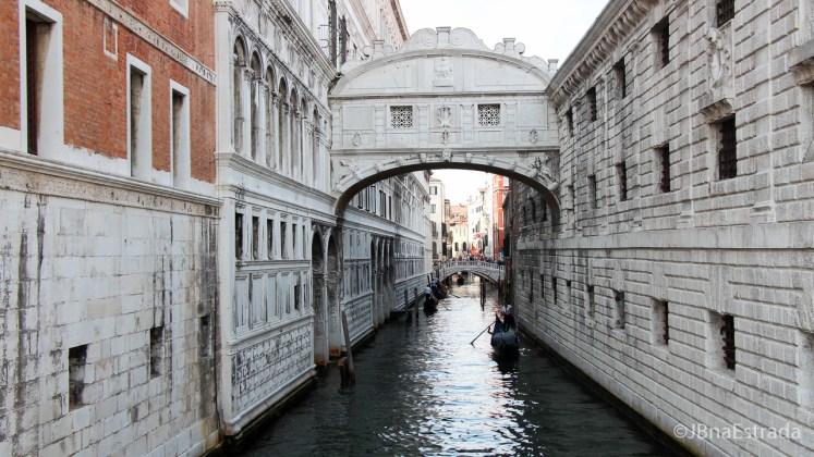 Italia - Veneza - Ponte dos Suspiros