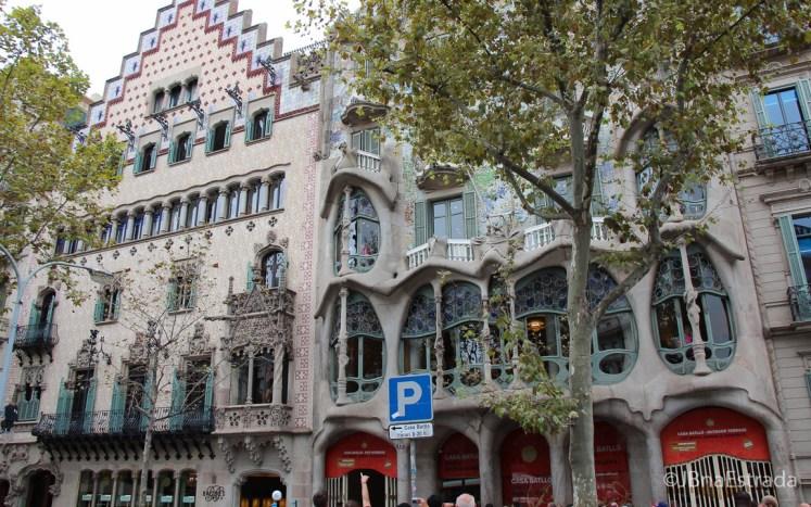 Espanha - Barcelona - Casa Batllo
