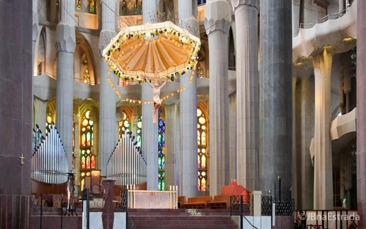 Espanha - Barcelona - La Sagrada Familia