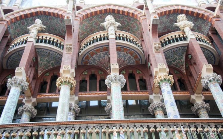 Espanha - Barcelona - Palau de la Musica Catalana