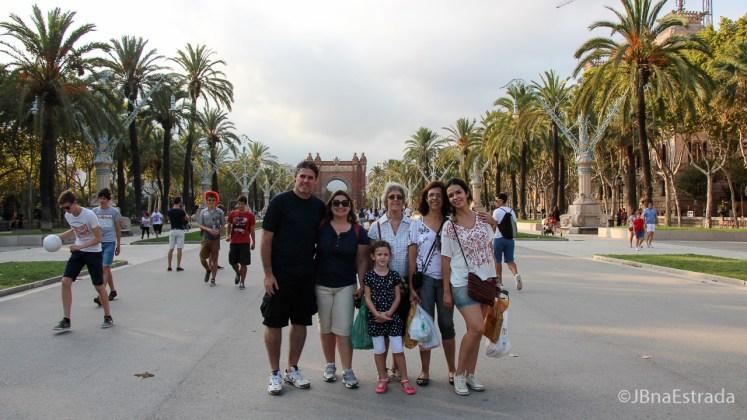 Espanha - Barcelona - Parc de la Ciutadella