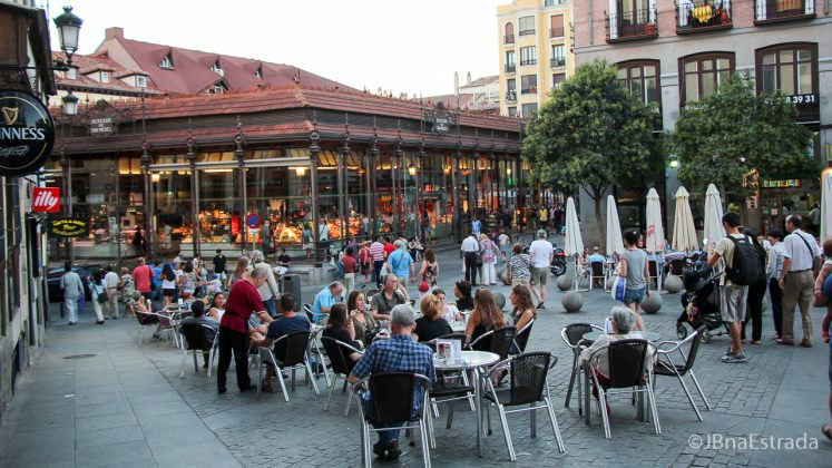 Espanha - Madri - Mercado de San Miguel