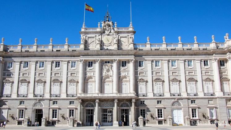 Espanha - Madri - Palacio Real