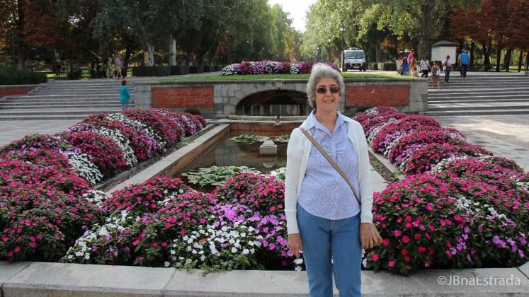 Espanha - Madri - Parque del Retiro
