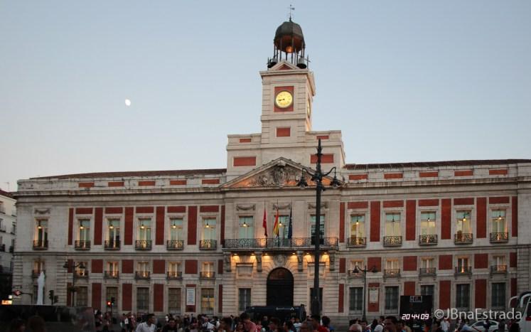 Espanha - Madri - Puerta del Sol