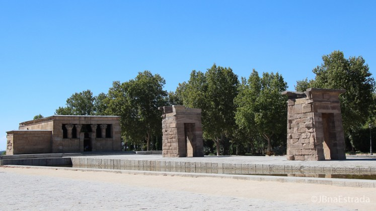 Espanha - Madri - Templo de Debod