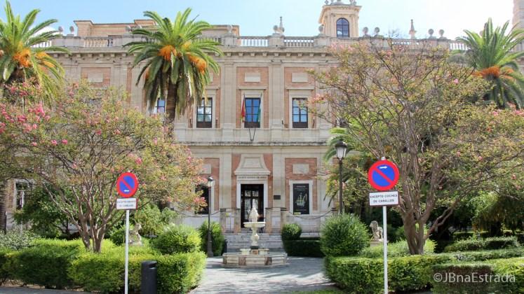 Espanha - Sevilha - Arquivo Geral das Indias