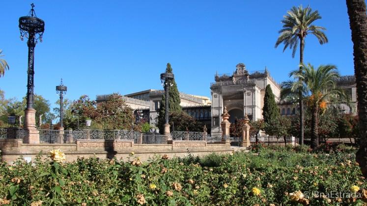 Espanha - Sevilha - Parque de Maria Luisa - Museu Arqueologico