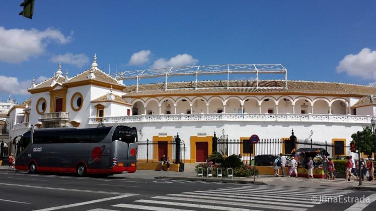Espanha - Sevilha - Plaza de Toros de la Real Maestranza