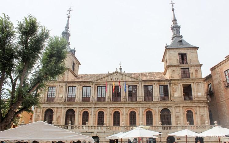 Espanha - Toledo - Plaza Ayuntamiento