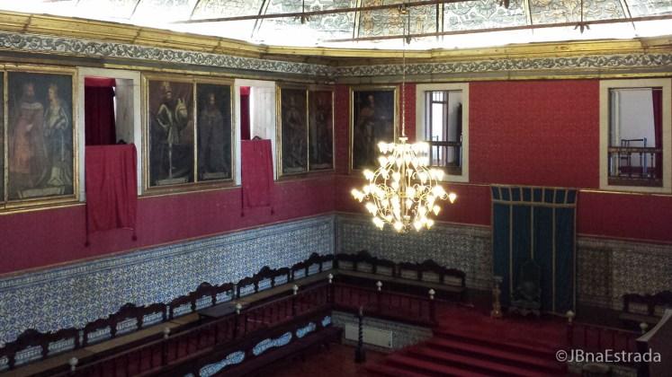 Portugal - Coimbra - Universidade de Coimbra - Sala dos Grandes Atos