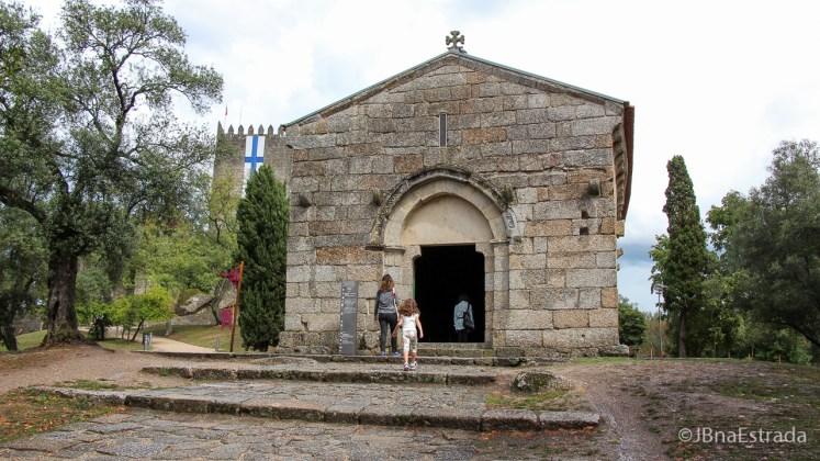 Portugal - Guimaraes - Igreja de Sao Miguel do Castelo
