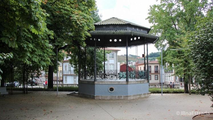 Portugal - Guimaraes - Jardim Publico da Alameda