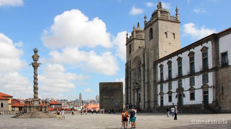 Portugal - Porto - Catedral da Se