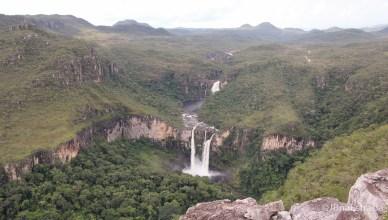 Brasil - Goias - Chapada dos Veadeiros - Mirante da Janela (Alto Paraiso)