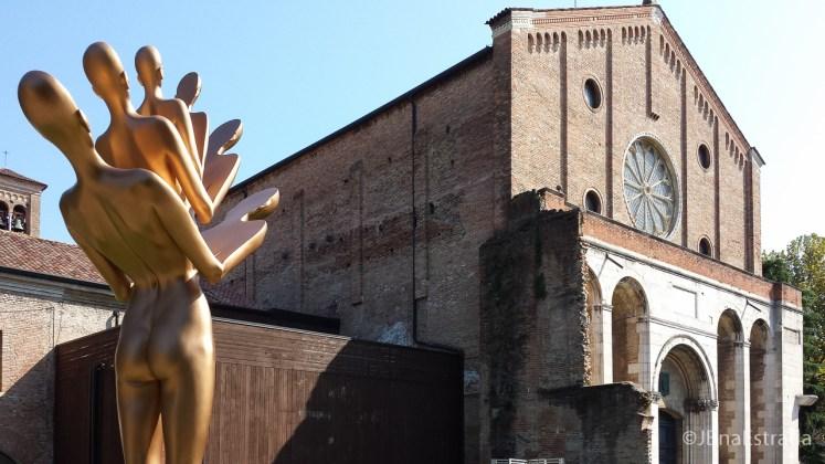 Italia - Padua - Capella degli Scrovegni