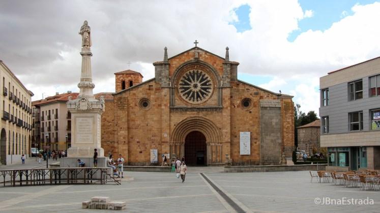 Espanha - Avila - Iglesia de San Pedro
