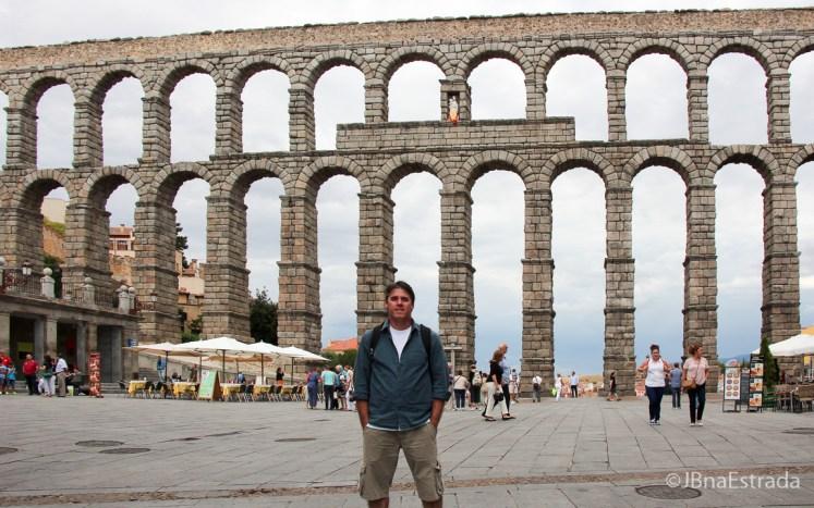 Espanha - Segovia - Aqueduto
