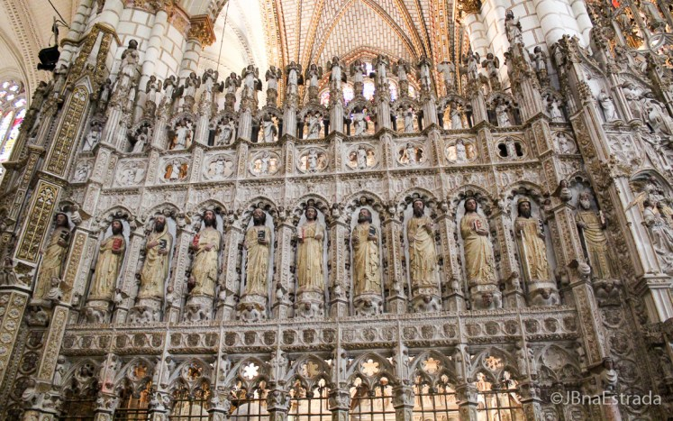 Espanha - Toledo - Santa Iglesia Catedral Primada