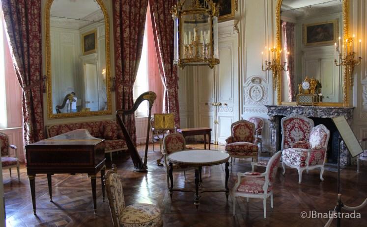 Franca - Versailles - Palacio de Versailles - Sala Petit Trianon