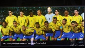 Brasil - Sao Paulo - Museu do Futebol