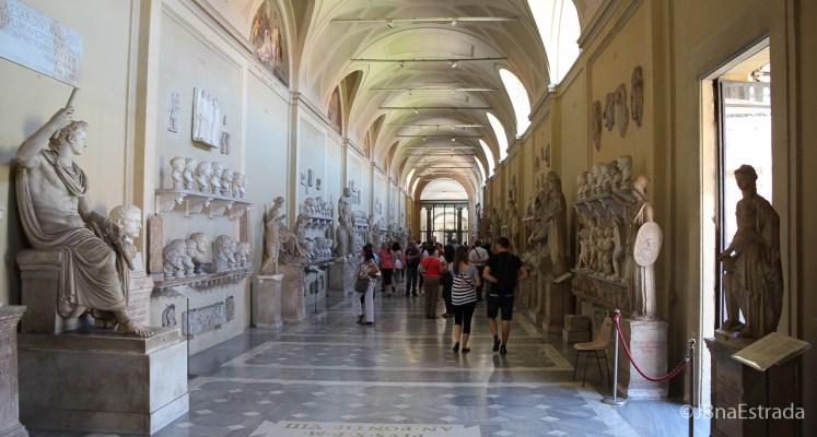 Museus do Vaticano - Museu Chiaramonti