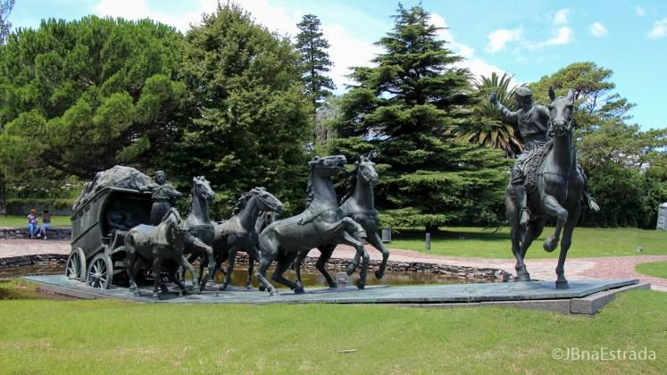 Uruguai - Montevideu - Parque del Prado