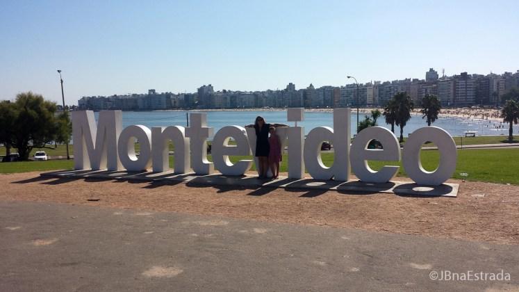 Uruguai - Montevideu - Playa de Los Pocitos