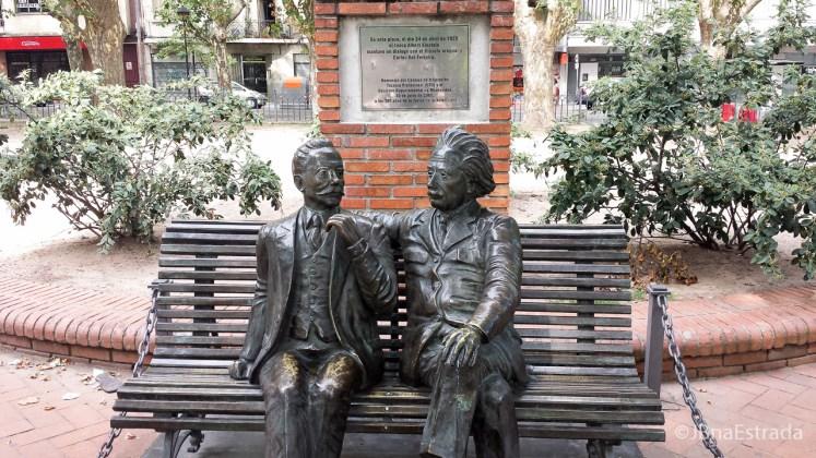 Uruguai - Montevideu - Plaza de los Treinta y Tres Orientales