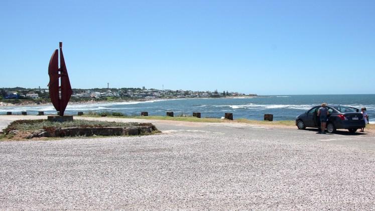 Uruguai - Punta del Este - Playa Brava